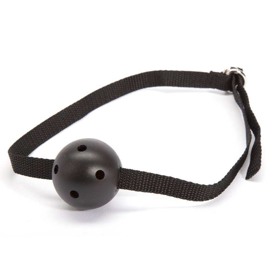 Lovehoney BASICS Large Breathable Ball Gag