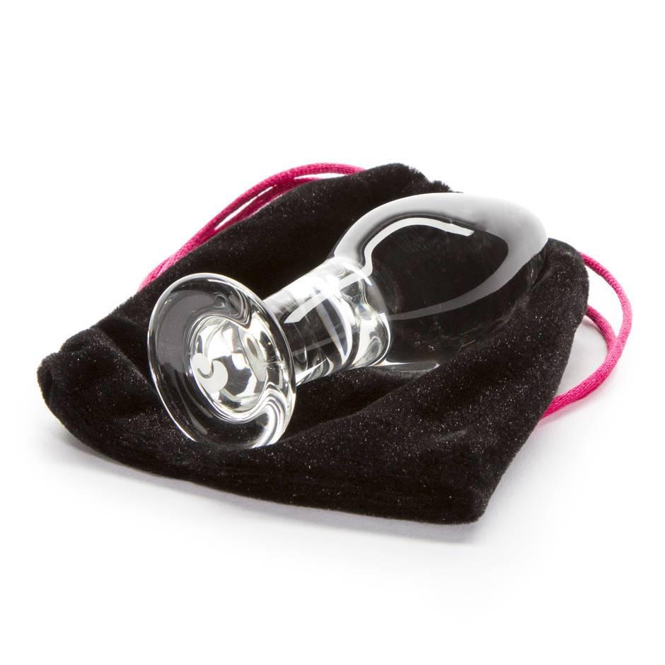 Lovehoney Pure Pleasure Sensual Glass Butt Plug - Lovehoney-5001