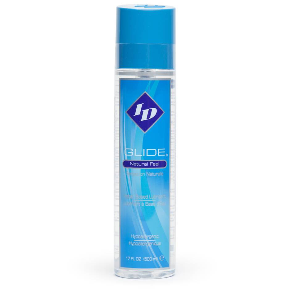 ID Glide Water-Based Lubricant 500ml
