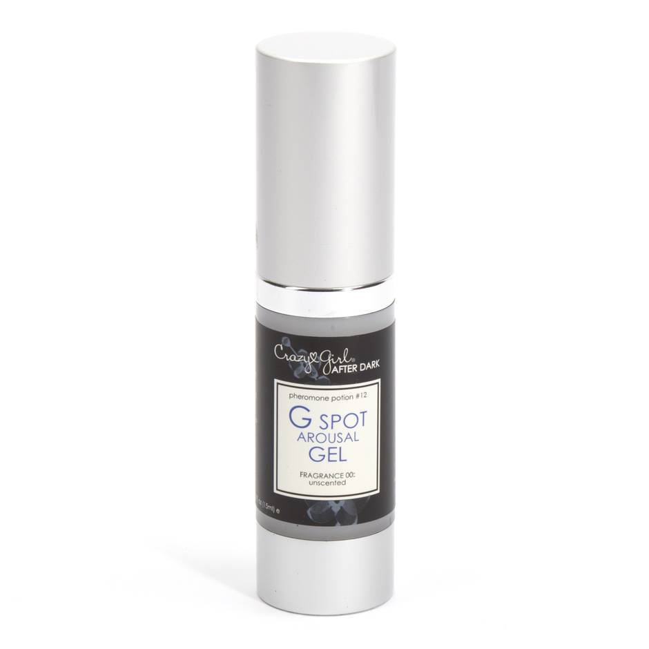 Crazy Girl After Dark G-Spot Arousal Gel 15ml