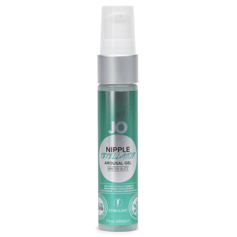 System JO Titillator Nipple Arousal Gel 1.0 fl. oz