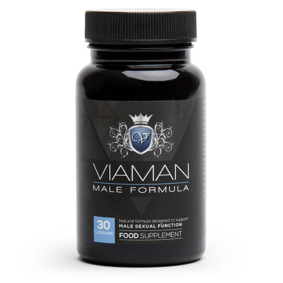 Viaman Male Performance Capsules (30 Pack)