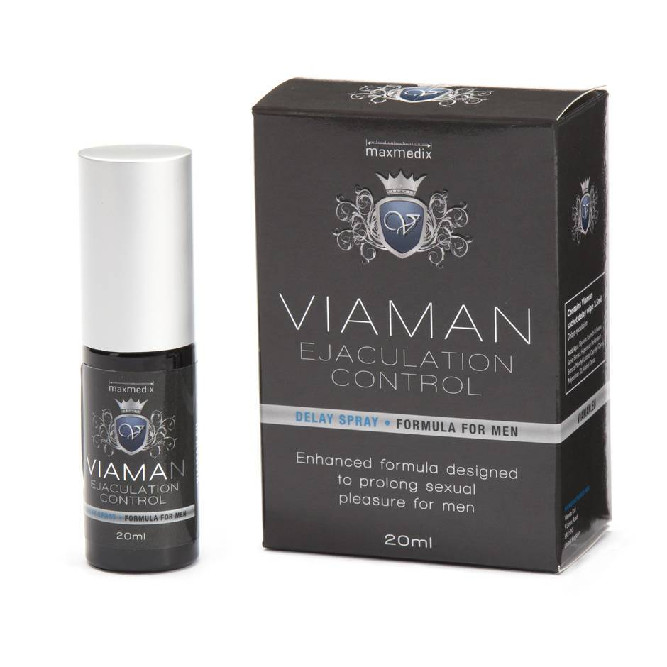 Viaman Delay Spray for Men 0.7 fl. oz