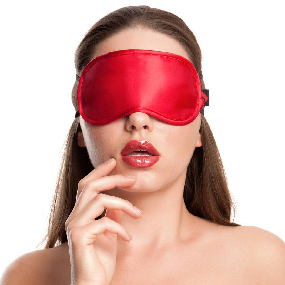 Lovehoney Oh! Red Satin Blindfold