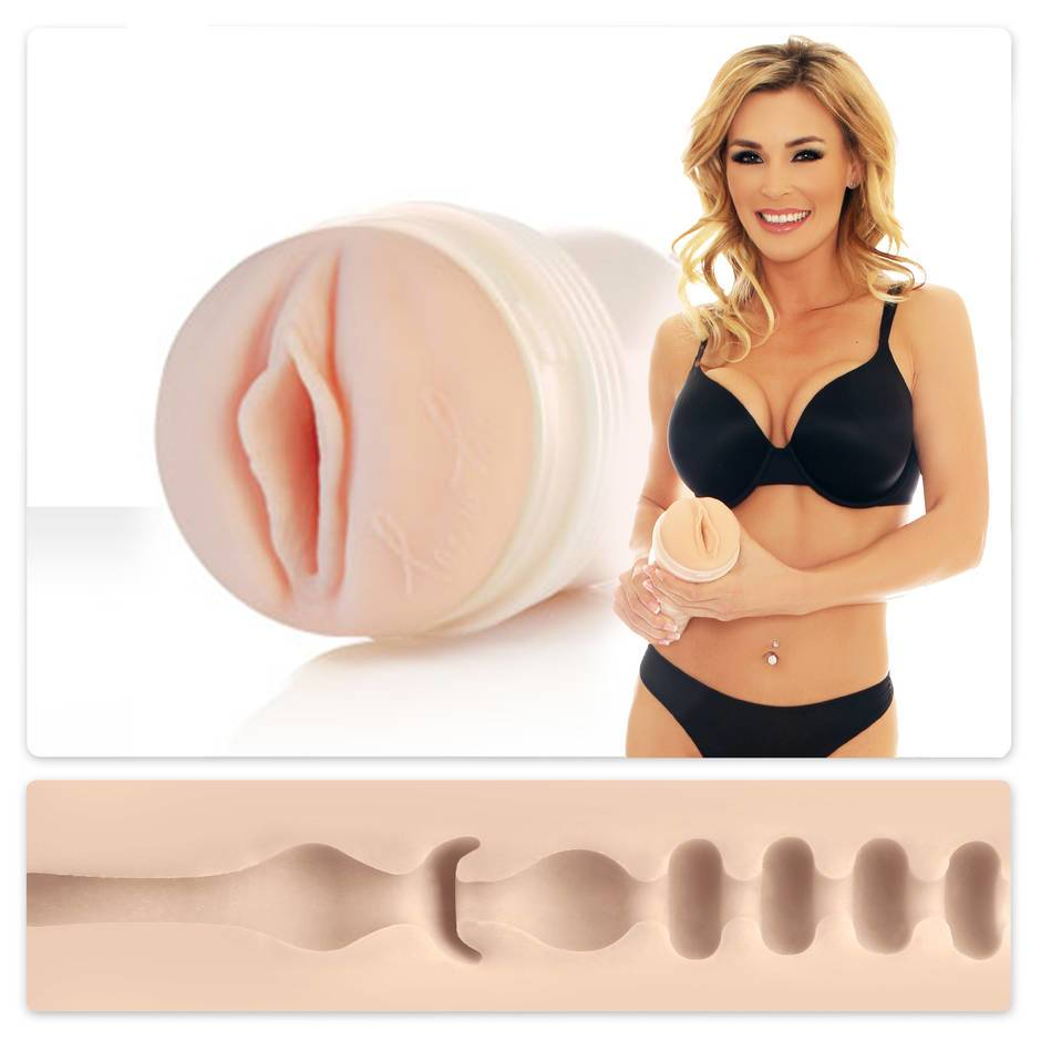 Masturbateur Fleshlight Girls Lotus moulé sur Tanya Tate