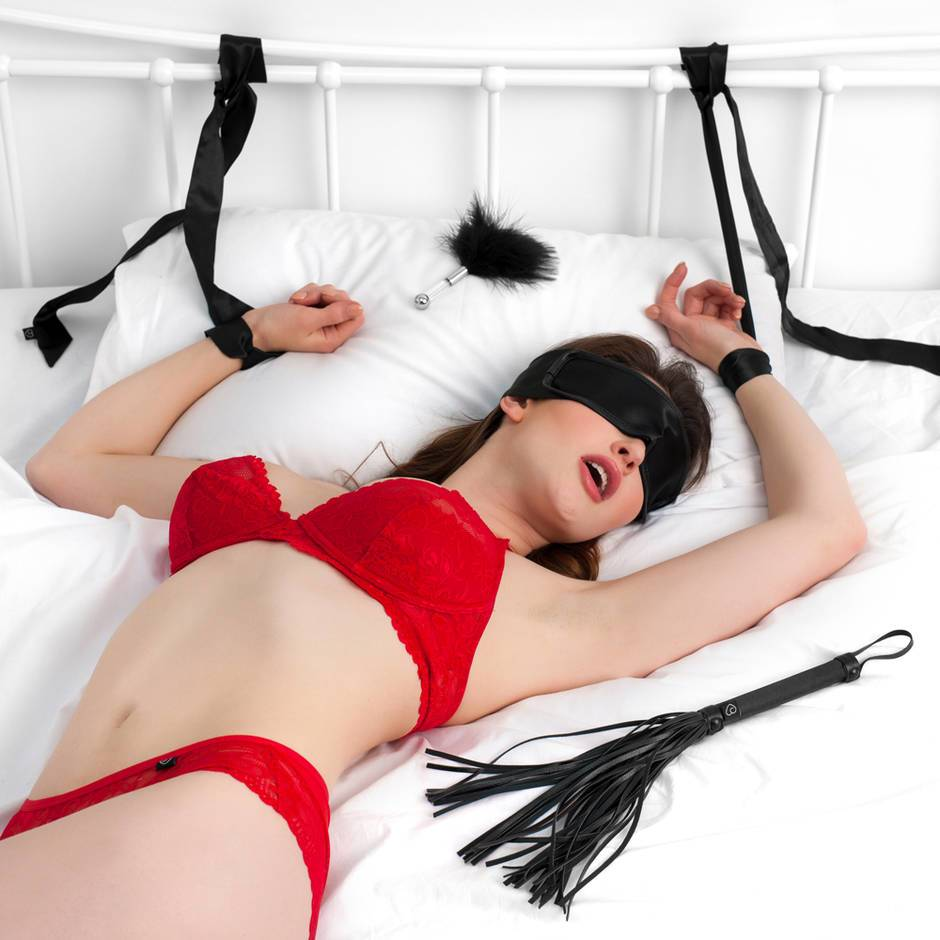 Lovehoney Luxury Bondage Kit (7 Piece)