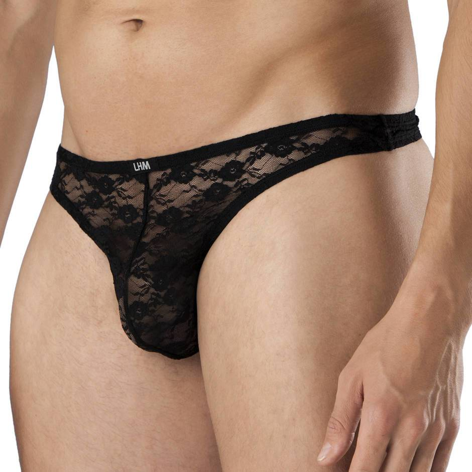 LHM Lace Thong for Men