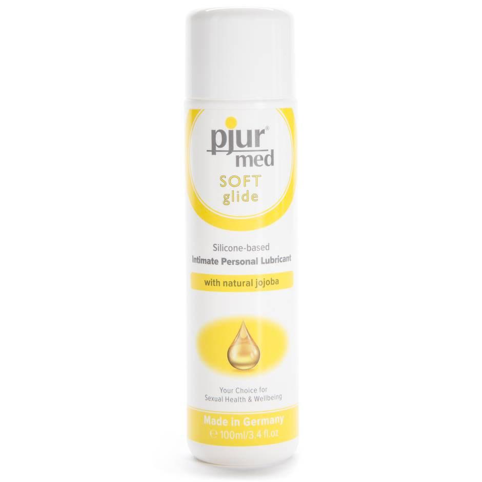 Pjur Med Soft Glide Intimate Silicone Lubricant 100ml