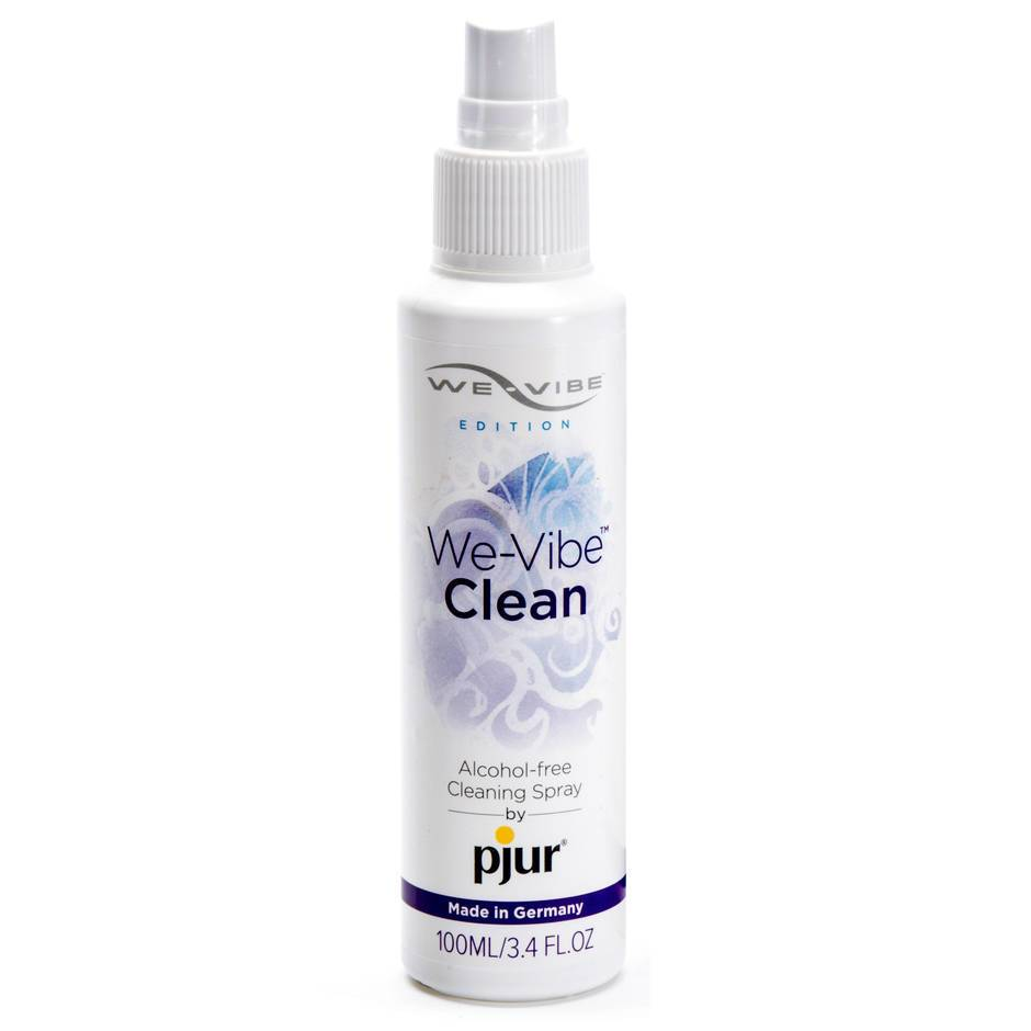 We-Vibe Sex Toy Cleaning Spray by Pjur 3.4 fl. oz