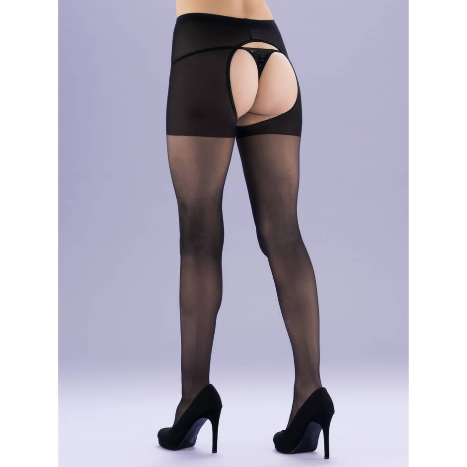 Lovehoney Crotchless Tights