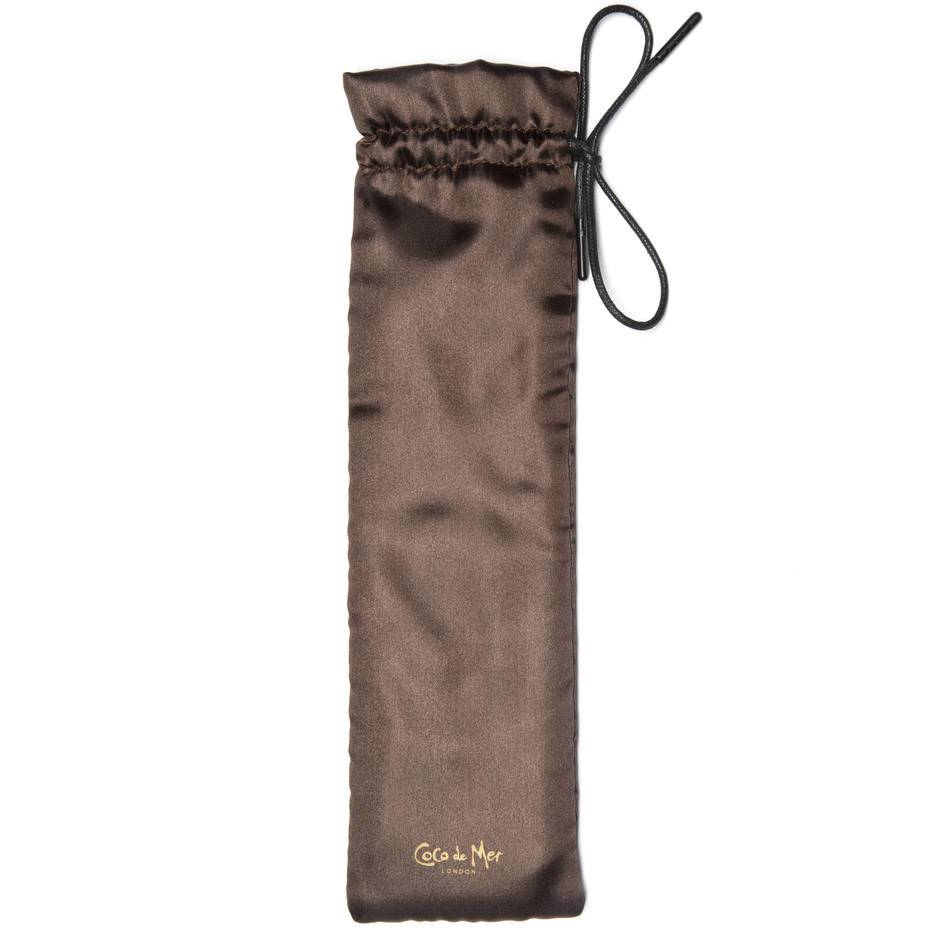 Coco de Mer Large Satin Toy Bag
