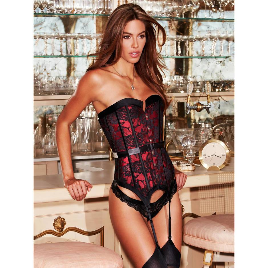 The Waist Reduction rating is the maximum waist reduction achievable of the corset. Just because a corset is rated to a 4 or 5