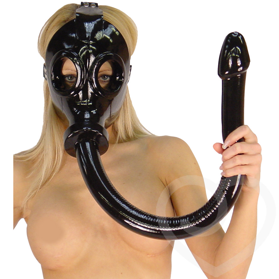 Dildo Gas Mask