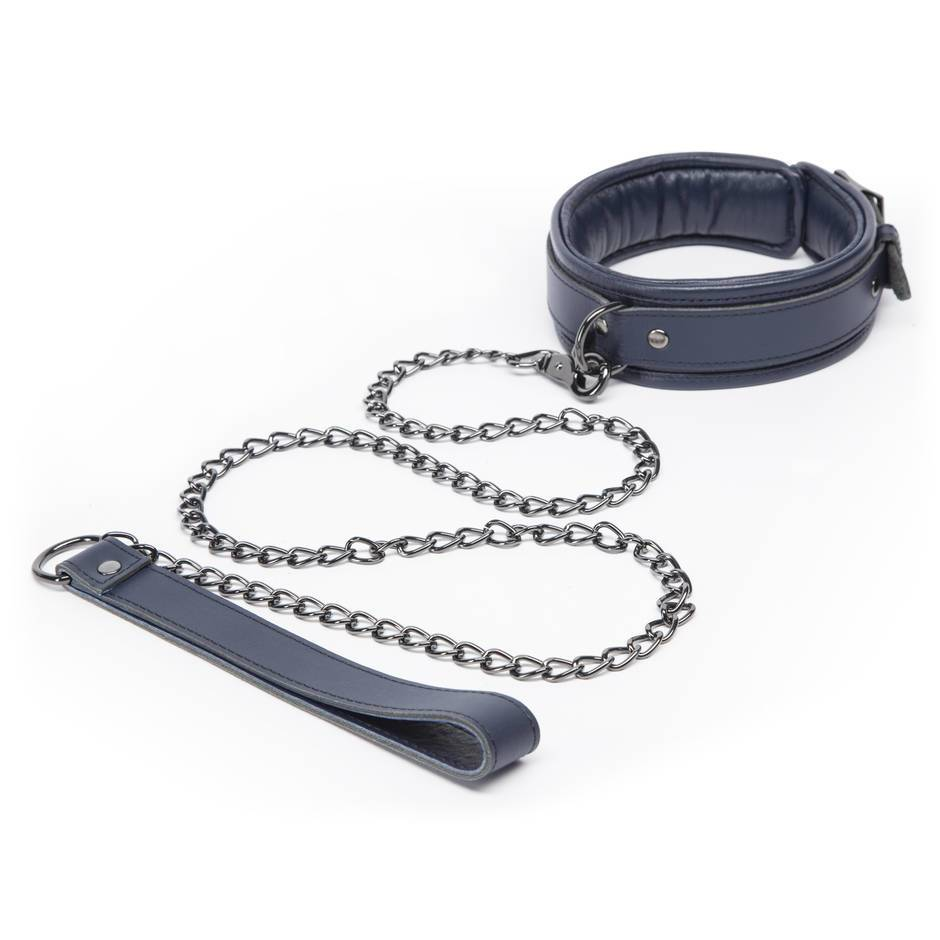 Fifty Shades Darker No Bounds Collection Collar & Chain