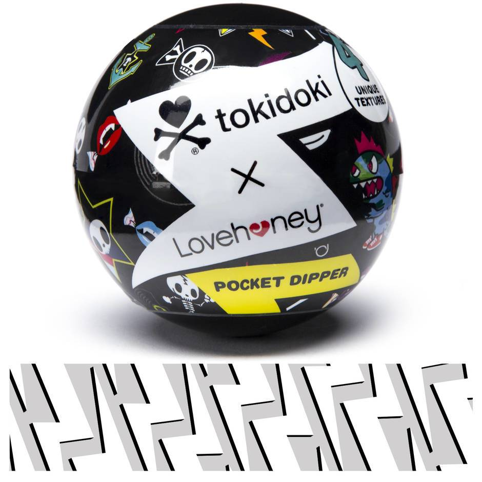 tokidoki x Lovehoney Flash Textured Pleasure Cup