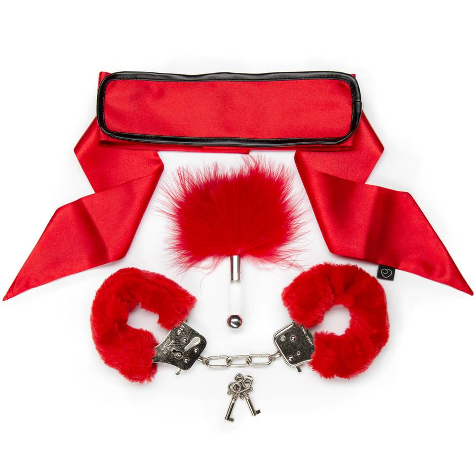 Tease by Lovehoney Beginners Bondage Kit (3 Piece)