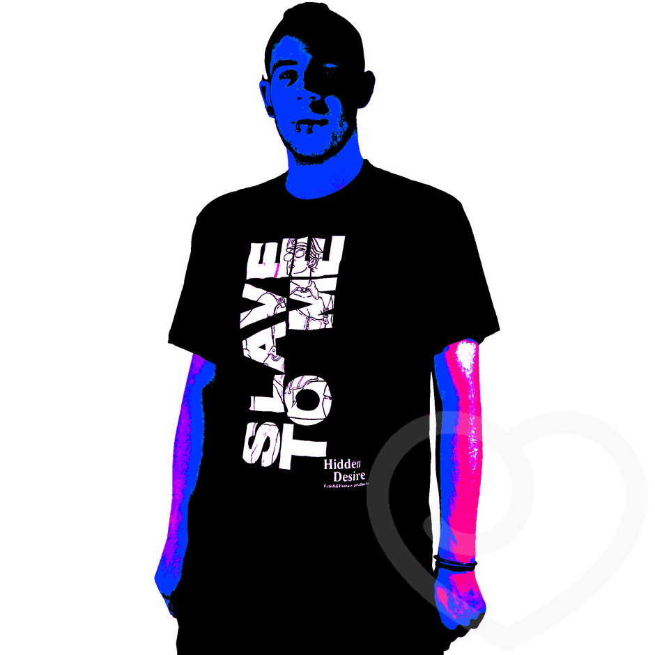 Slave To Me T Shirt