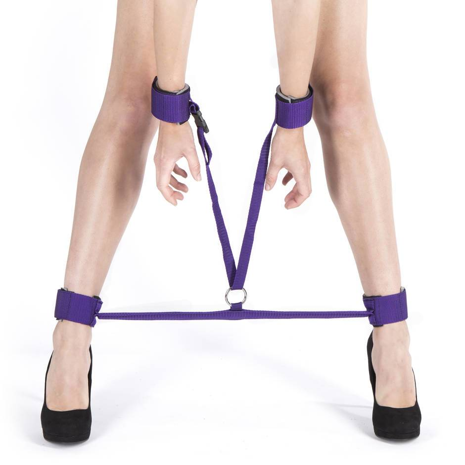 Purple Reins 20 Inch Spreader Bar