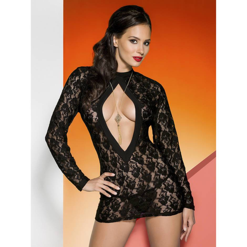 Avanua Rayen Lace Mini Dress