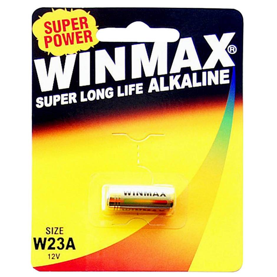 WINMAX 23A Alkaline Bp-1 battery (1 Pack)