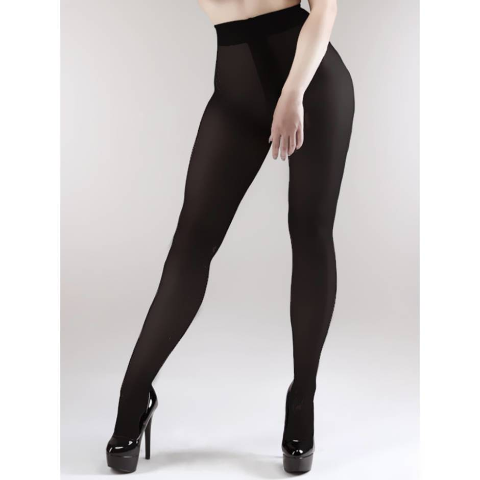 croutchless pantyhose Opaque
