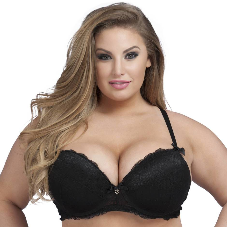 Lovehoney Plus Size Love Me Push-up-BH