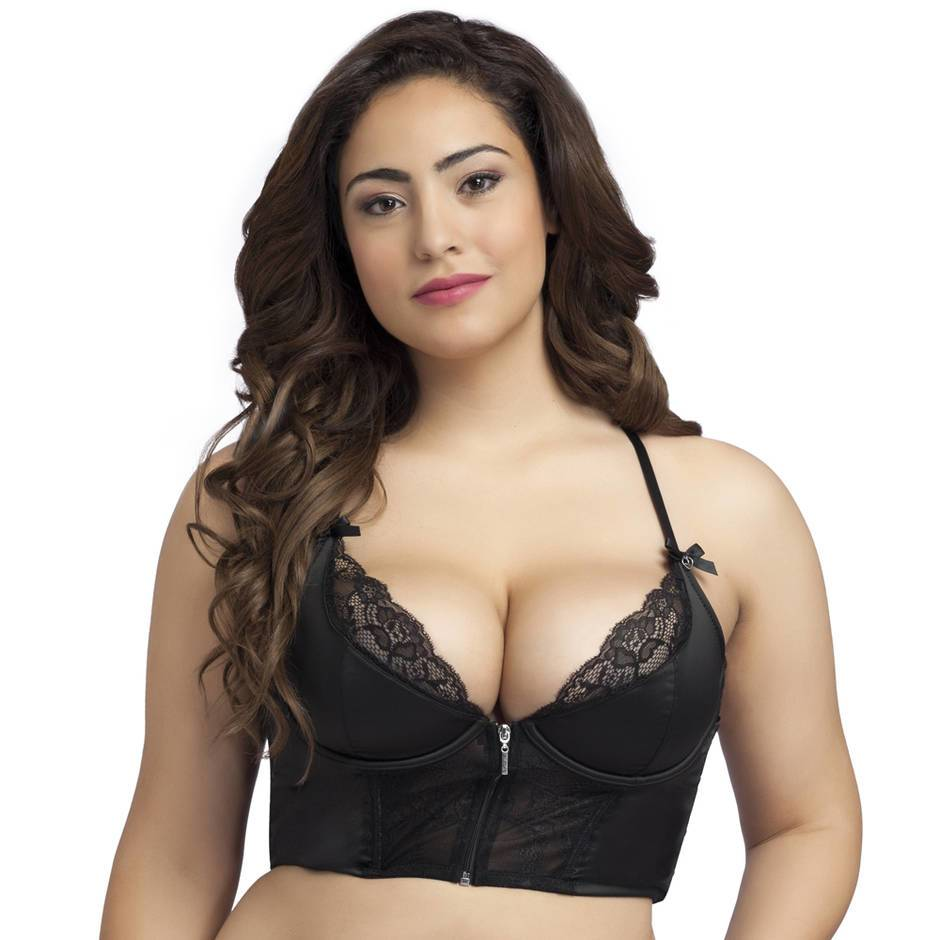 Lovehoney Plus Size Longline-BH