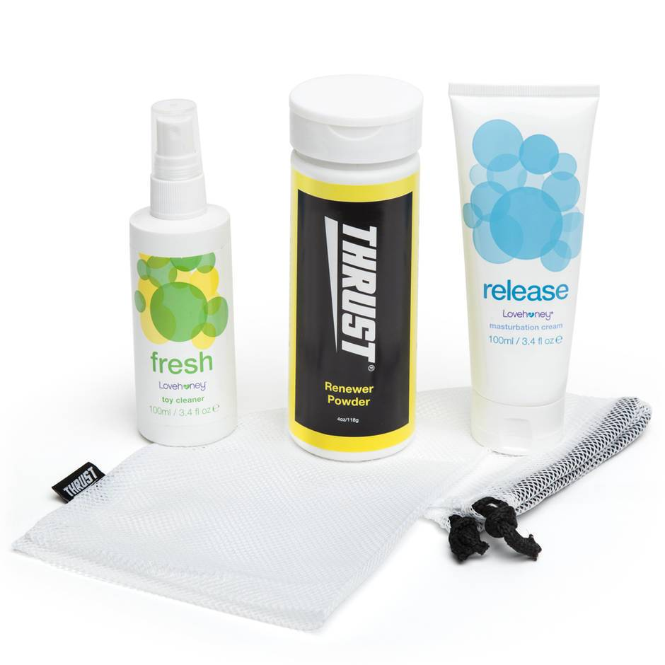 THRUST Toy Care Kit (4 Piece)