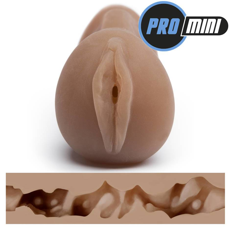 THRUST Pro Mini Mona Realistic Pocket Pussy 240g
