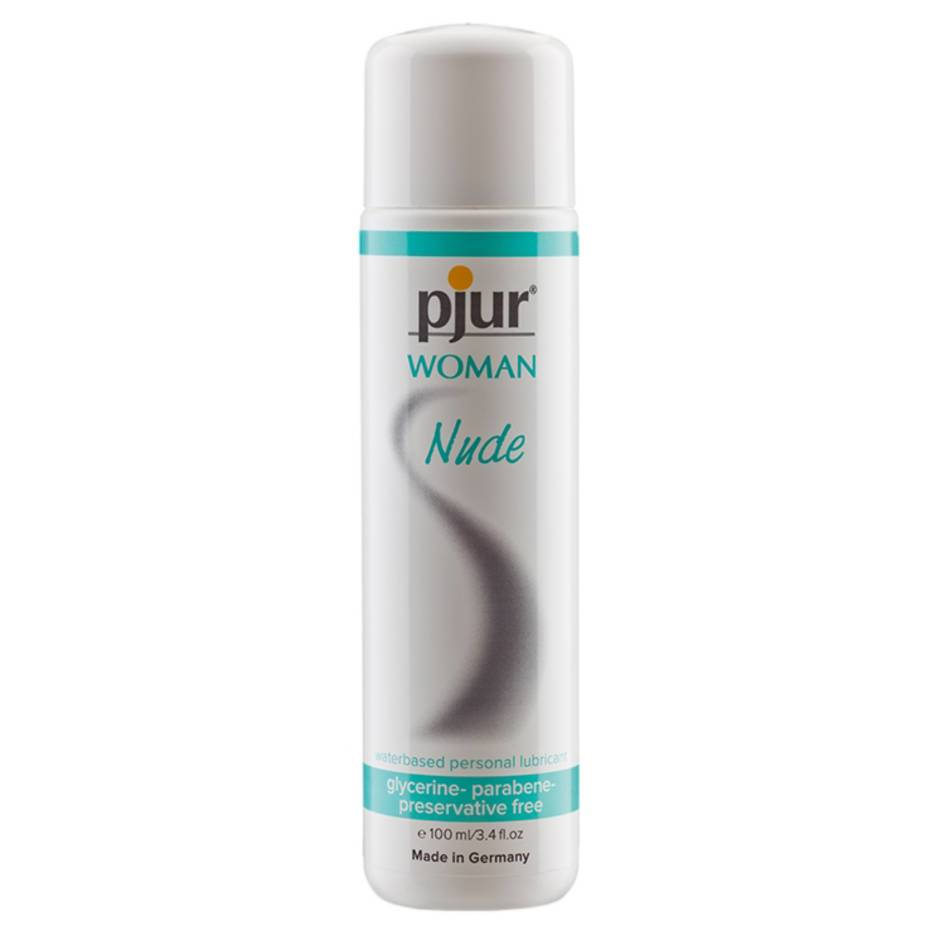 Pjur Woman Nude Sensitive Water-Based Lubricant 100ml LHUSA