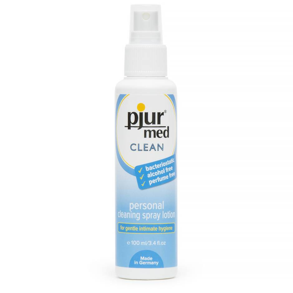 pjur Med Personal Cleaning Spray 3.4 fl. oz