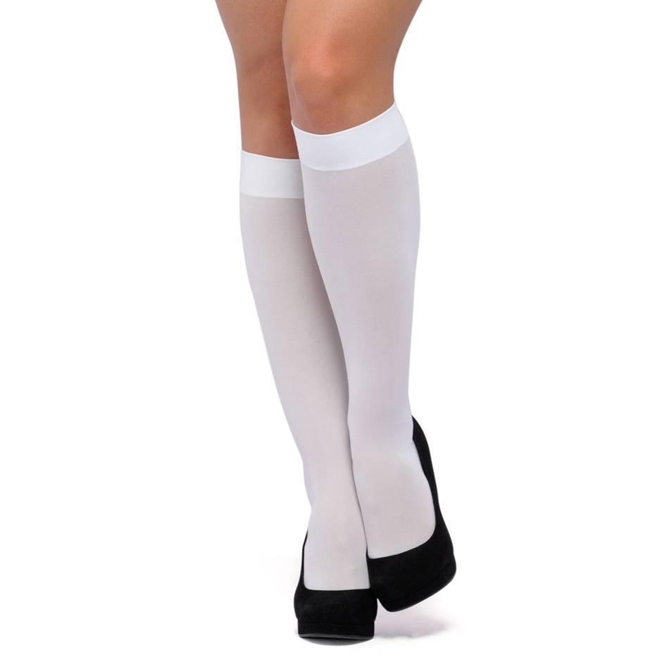 Lovehoney Fantasy White Knee-High Socks