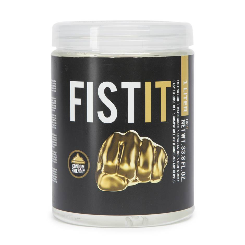 FIST IT Water-Based Anal Fisting Lubricant 1000ml