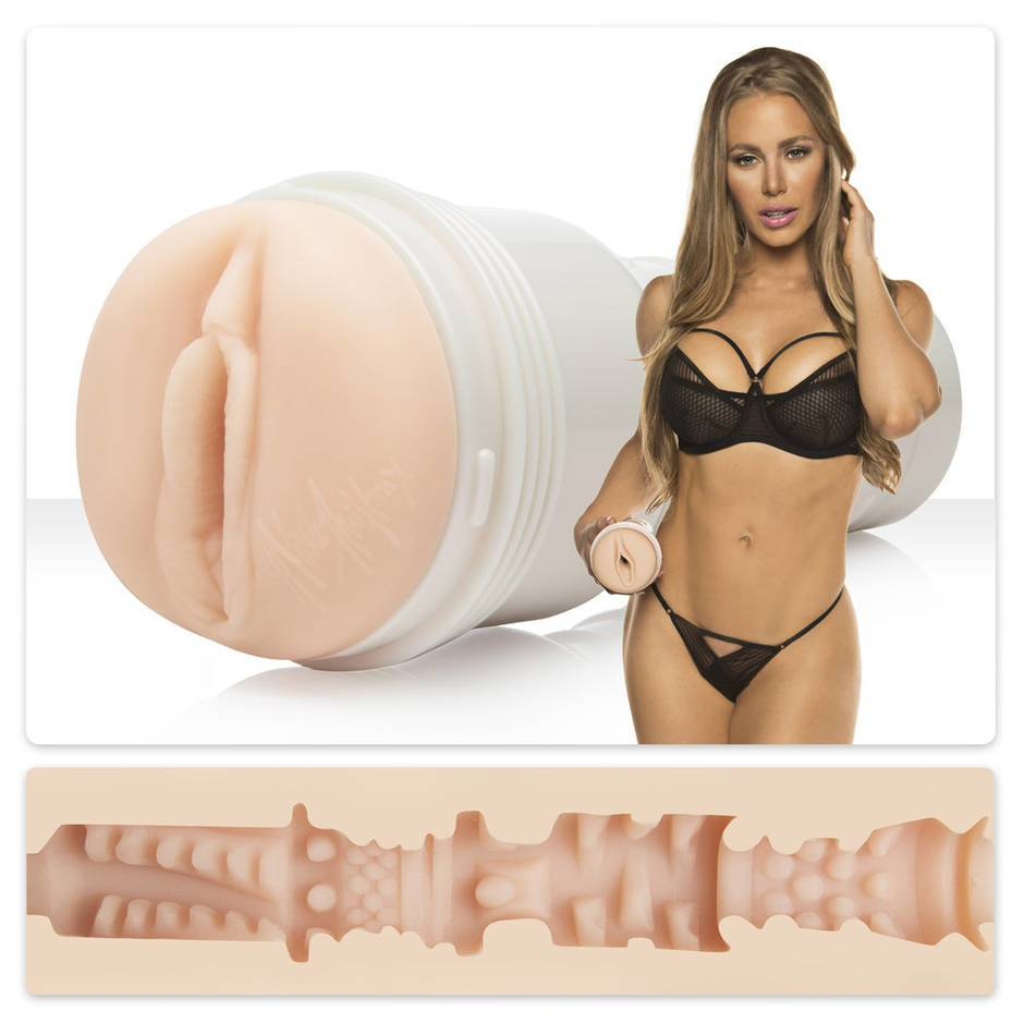 Nicole Aniston Fit Textured Fleshlight Girls