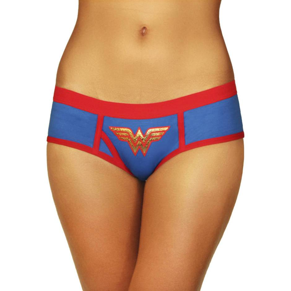 DC Comics Wonder Woman Superhero Shorts