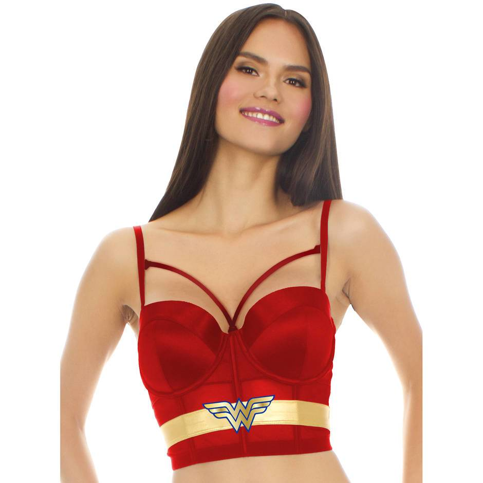 DC Comics Wonder Woman Longline-BH