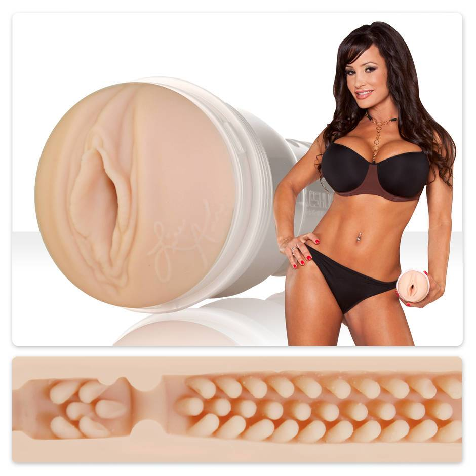 Lisa Ann Barracuda Textured Fleshlight Girls