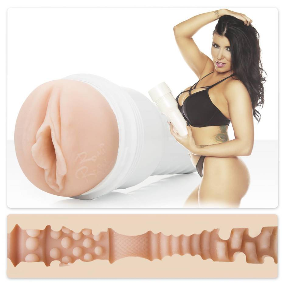 Romi Rain Storm Textured Fleshlight Girls
