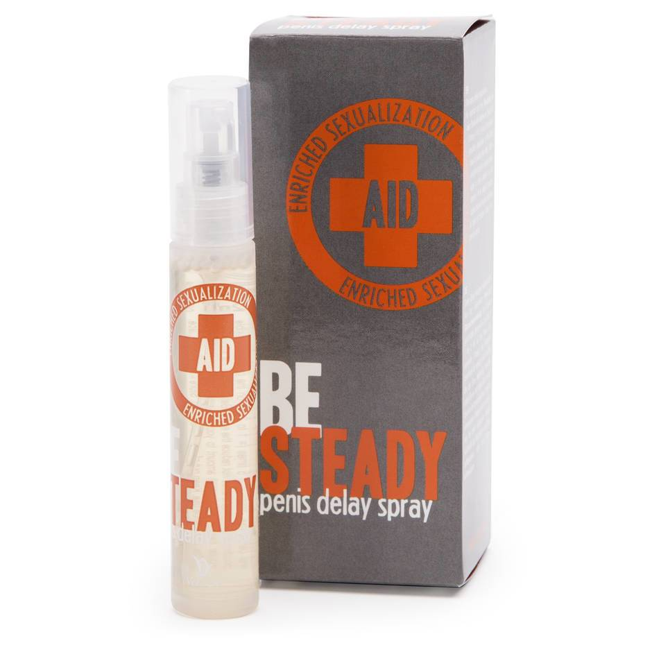 Velv'Or AID Be Steady Delay Spray 12ml