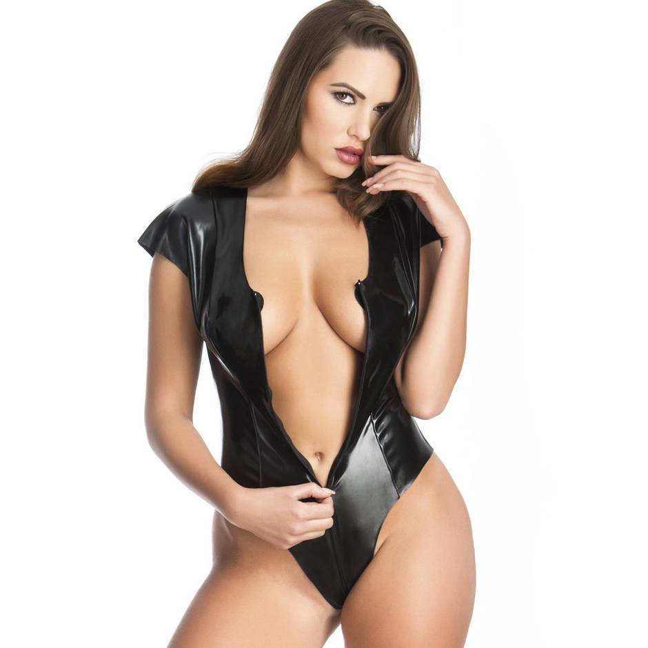 Easy-On Latex Access All Areas Zip-Around Body