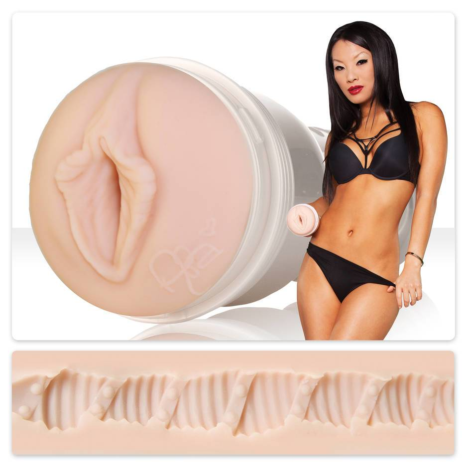 Asa Akira Dragon Textured Fleshlight Girls