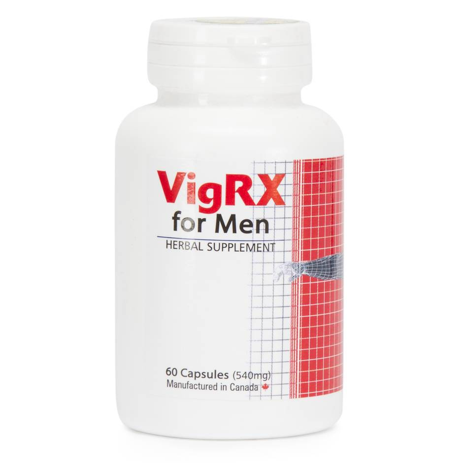 VigRX for Men Herbal Supplement (60 Capsules)
