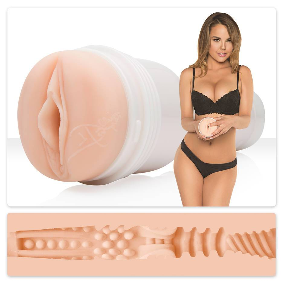 Dillion Harper Crush Textured Fleshlight Girls