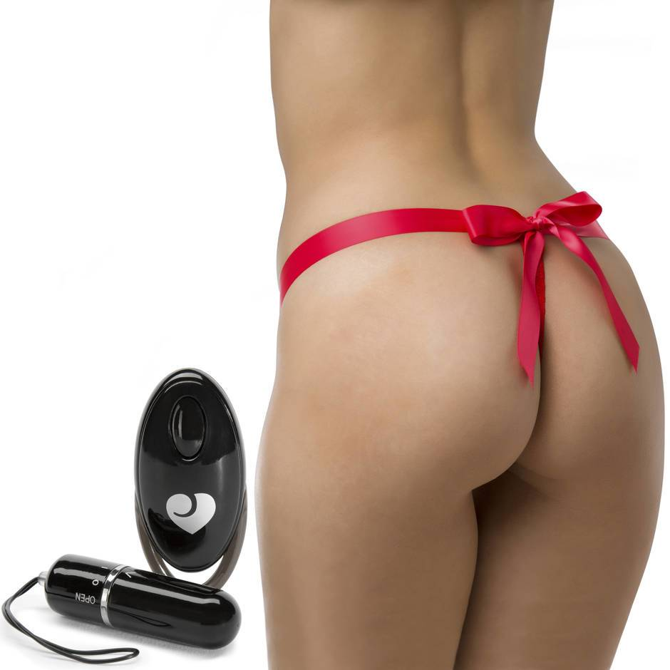 Lovehoney Hot Date 10 Function Remote Control Vibrating Thong