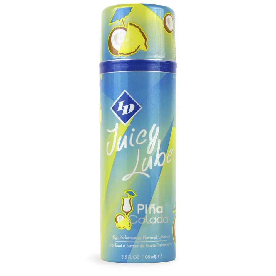 ID Juicy Lube Pina Colada Flavored Lubricant 3.5 fl oz