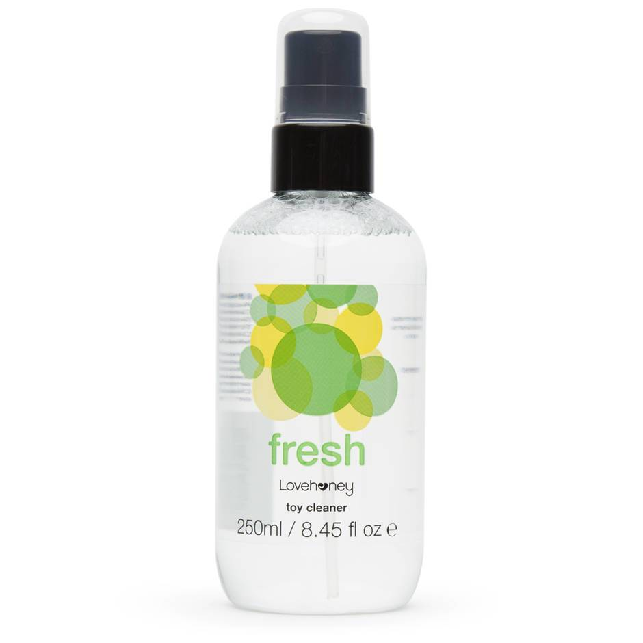 Lovehoney Fresh Toy Cleaner 250ml