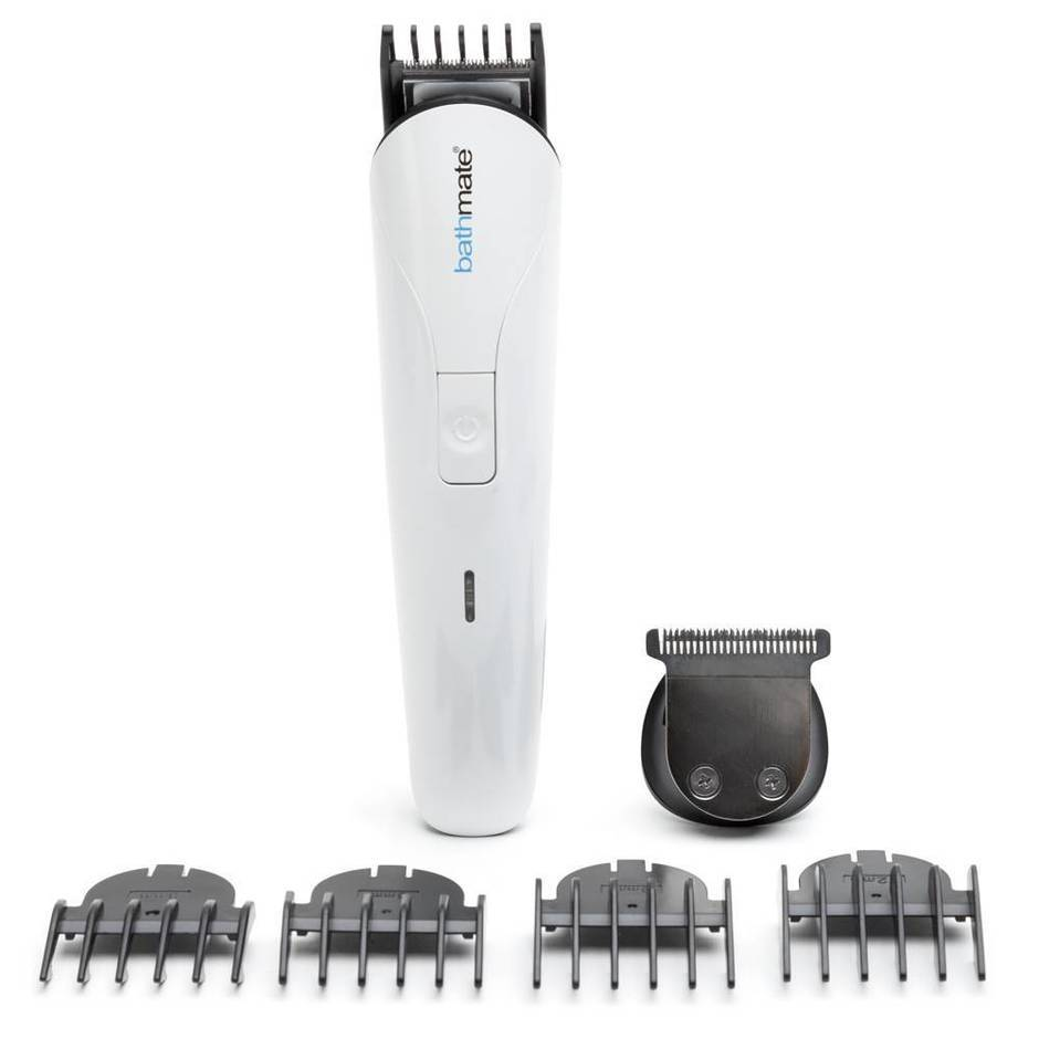 Bathmate Trim USB Rechargeable Hair Grooming Kit