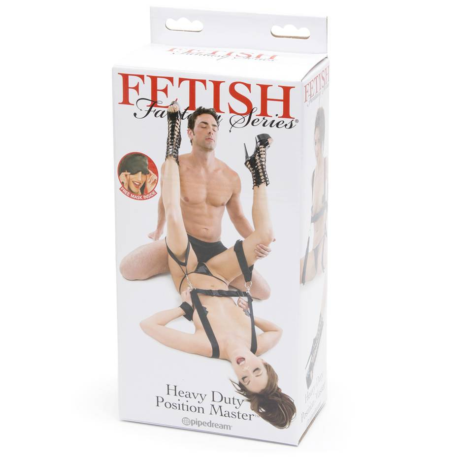 Fetish Fantasy Heavy Duty Position Master Sex Harness