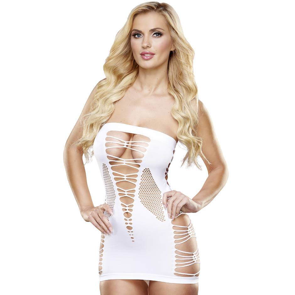 Lapdance Backroom Cut-Out Mini Dress