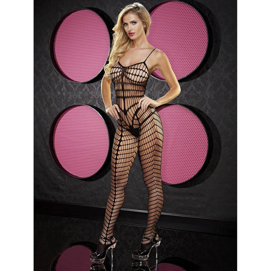Lapdance Sexy Cut-Out Bodystocking